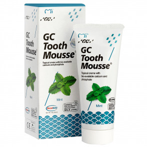 Тус Мусс (Tooth Mousse), Мята, гель, 35г