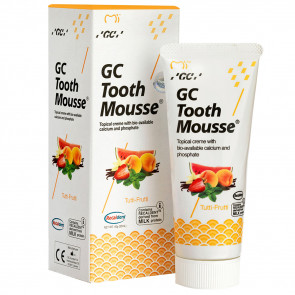 Тус Мусс (Tooth Mousse, Тутти Фрутти, гель, 35г