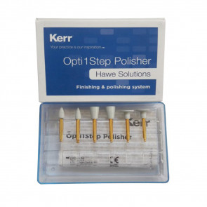 Поліри для композитів Opti1Step Polisher Assortment Mini Kit